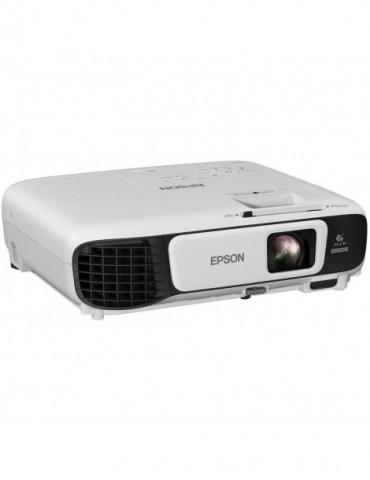 Vidéoprojecteur de bureau EPSON 3LCD EB-U42 3600 lumens (V11H846040)