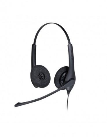 Micro-casque Jabra Biz 1500 Duo - USB Antibruit (1559-0159)