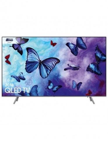 "Téléviseur Samsung Q6F Série 6 UHD 55"" QLED Smart (QE55Q6FNATXTK)"