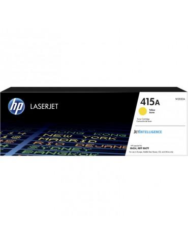 HP 415A Jaune Toner HP LaserJet d'origine (W2032A)