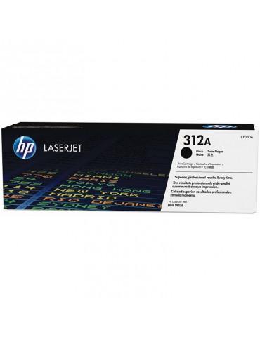 HP 312A Noir Toner HP LaserJet d'origine (CF380A)