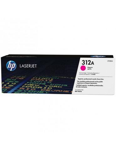 HP 312A Magenta Toner HP LaserJet d'origine (CF383A)