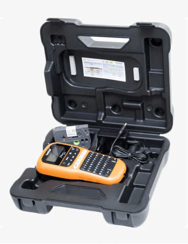 Étiqueteuse portable Brother professionnelle (PT-E110VP)