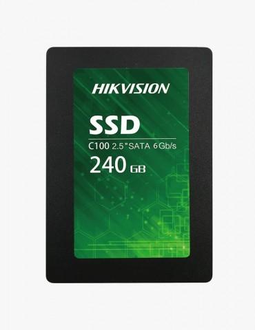 Disque Dur Interne SSD HIKVISION C100 240GB (C100-HIKVISION-240GB)  HS-SSD-C100-240GB
