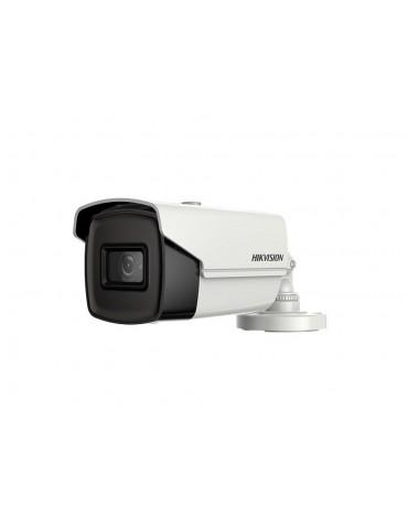 Caméra Hikvision Bullet EXIR Turbo HD 5MP HD-TVI/CVI/AHD/CVBS DS-2CE16H0T