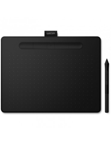 Tablette Graphique Wacom Intuos - Moyenne (CTL-6100WLK-S)