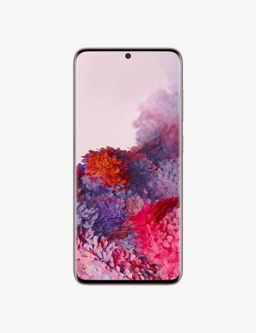 "Téléphone Samsung Galaxy S20 6.2"" - 8Go 128Go - Rose (SM-G980FZIDMWD)"