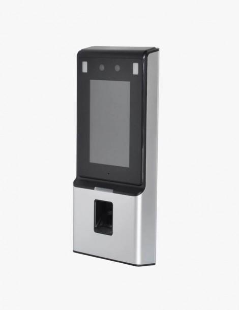 Pointeuse Hikvision Biométrique Faciale et Contrôle d'accès (DS-K1T606MF)
