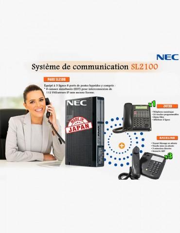 Standard Téléphonique Nec