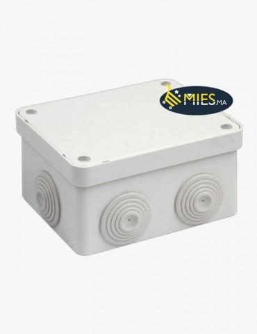 Boite étanche 100x100 pour vidéosurveillance (Camera de surveillance)