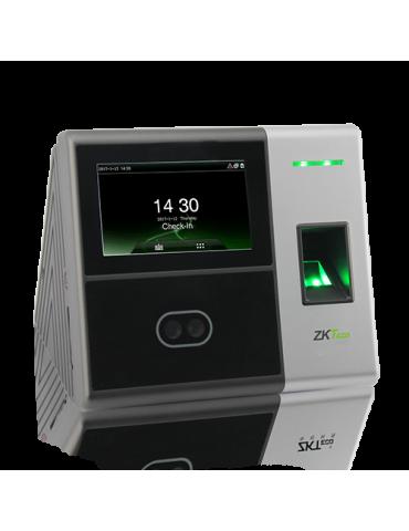 Pointeuse Facial SFace900 ZKTeco terminal de contrôle d'accès
