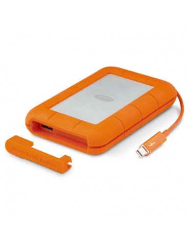 DISQUE DUR EXTERNE 4TO LACIE RUGGED THUNDERBOLT (STFS4000800)