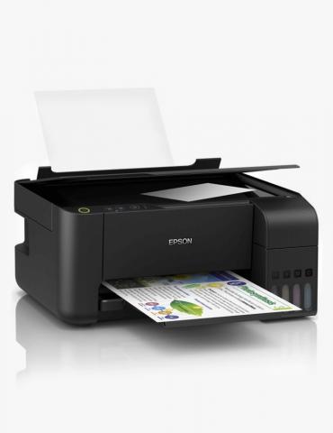 Imprimante Epson Maroc EcoTank L3110, Imprimante multifonction Couleur à réservoir rechargeable (C11CG87403)