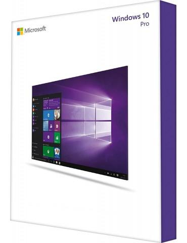 Microsoft Windows 10 Professional WinPro 10 SNGL Upgrd OLP NL FQC-09525