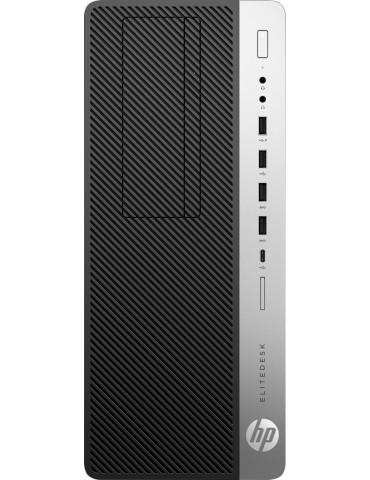 Ordinateur de bureau HP EliteDesk 800 G5 i7-9700 8Go 256Go (7QM90EA)