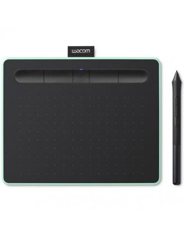 Tablette graphique Wacom Intuos S Avec Bluetooth PISTACHE (CTL-4100WLE-S)