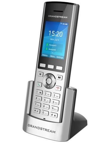 Grandstream WP820 Téléphone IP sans fil Wi-Fi