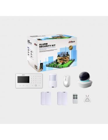 Kit Système Alarme Sans Fil DAHUA ART-ARC5402A-W-06-A35 Anti-intrusion