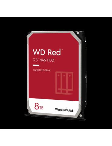 HDD RED NAS WESTERN DIGITAL 8TB (WD80EFAX)