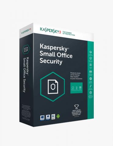Kaspersky Small Office Security 7.0 - 1 Serveur + 5 Post (KL45418BEFS-20MWCA)