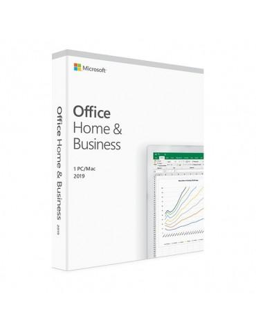 Microsoft Office Famille et Petite Entreprise 2019 - Français (T5D-03353)