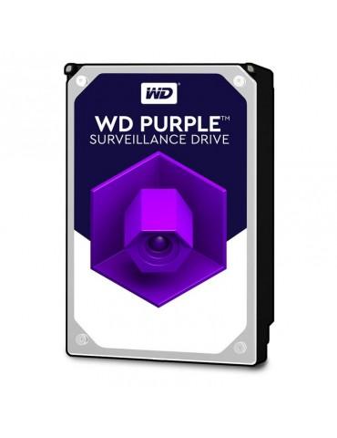 "WD 1TB PURPLE Surveillance bureau 3.5"" HDD Interne Vidéosurveillance WD10PURZ"