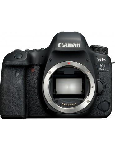 Appareil Photo Reflex Canon EOS 6D Mark II - Boîtier Nu (1897C003AA)