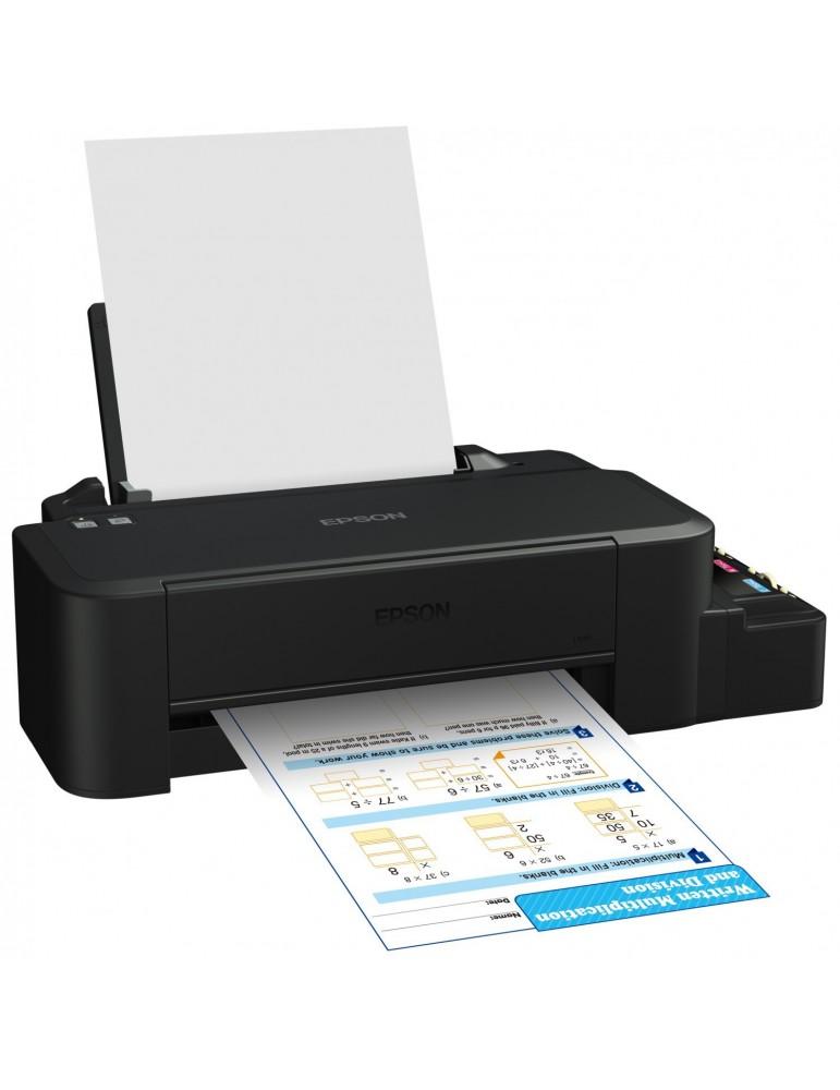 Imprimante Epson EcoTank L120 à réservoirs rechargeables (C11CD76411)