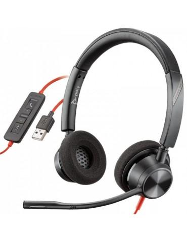 Micro-Casque Plantronics Blackwire 3320 USB-A (213934-01)