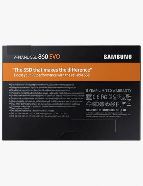 Disque Dur SSD Interne Samsung 860 EVO 2to