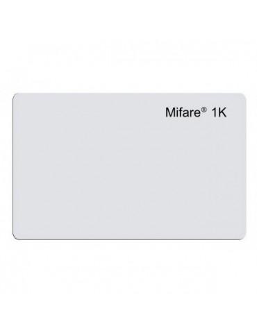 Carte RFID MIFARE 13.56MHZ Mémoire 1K (MIFARE-1K)