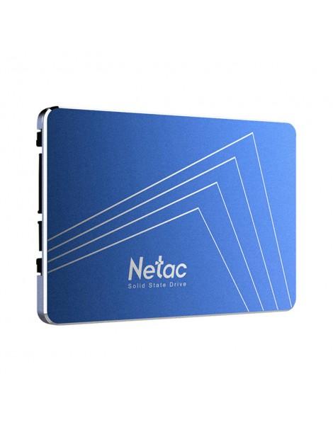 "Disque Dur Interne Netac 2.5"" SATA III 6 Gbit/s (NT01N600S-128G-S3X)"