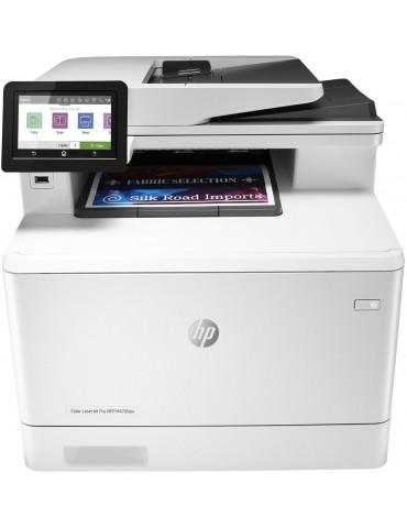 Imprimante Multifonction Laser HP Color LaserJet Pro M479fdw (W1A80A)