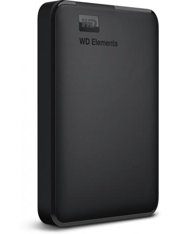 Disque dur Externe Western Digital Elements 1TB (WDBUZG0010BBK-WESN)
