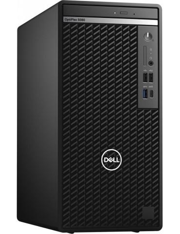 Ordinateur de bureau Dell OptiPlex 5080 Tour (DL-5080MT-I5-W)