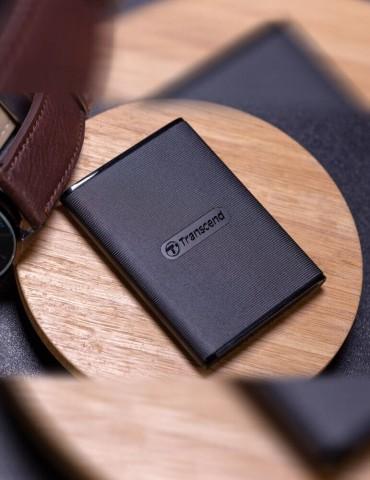 Disque Dur Externe SSD Transcend ESD230C 2.5 (TS960GESD230C)