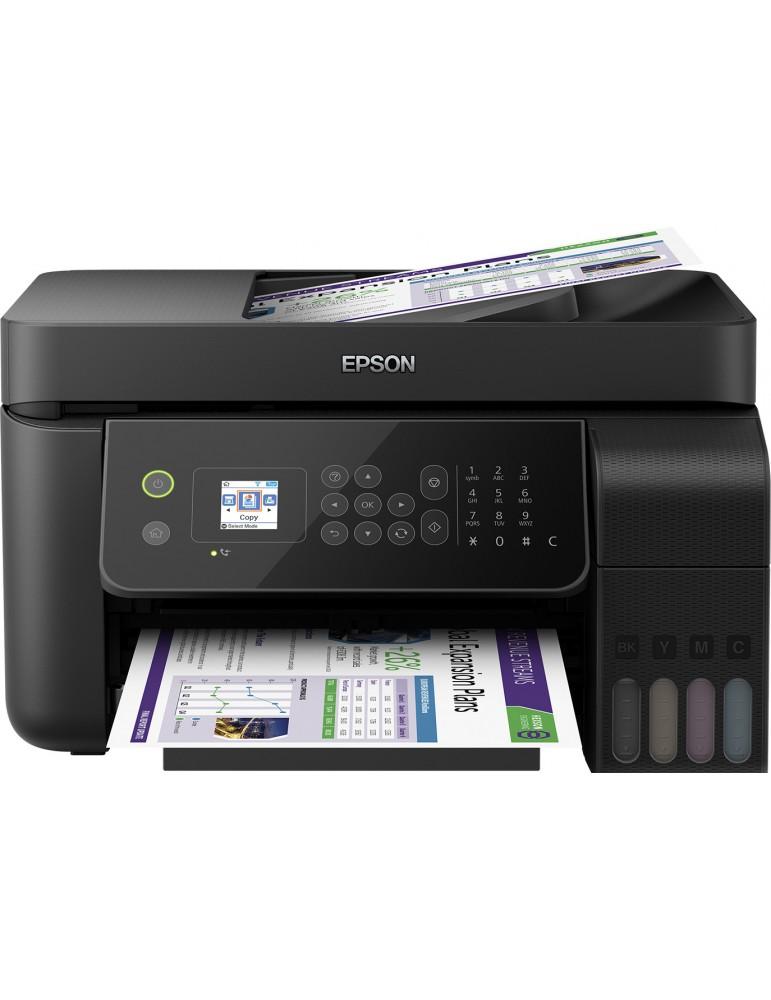 Epson EcoTank L5190 Imprimante multifonction à réservoirs rechargeables (C11CG85404)