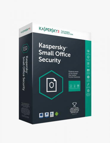 Kaspersky Small Office Security 7.0 - 2 Serveur + 20 Post (KL45418BNFS-20MWCA)