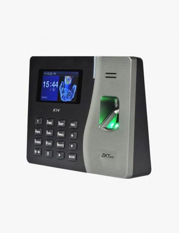 Pointeuse Maroc Biométrique ZKTeco K14