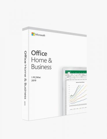 Microsoft Office Famille et Petite Entreprise 2019 - Français (T5D-03243)