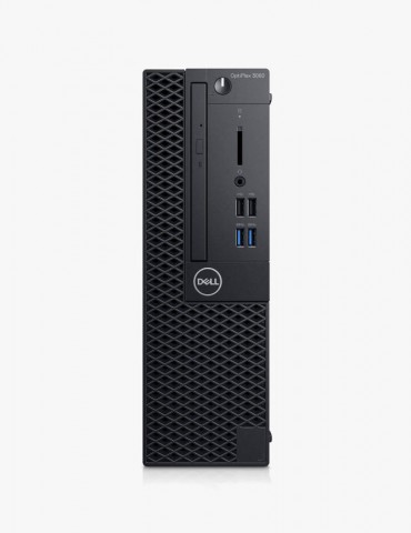 Ordinateur de bureau Dell OptiPlex 3060 SFF i3-8100 (N009O3060SFF-U)