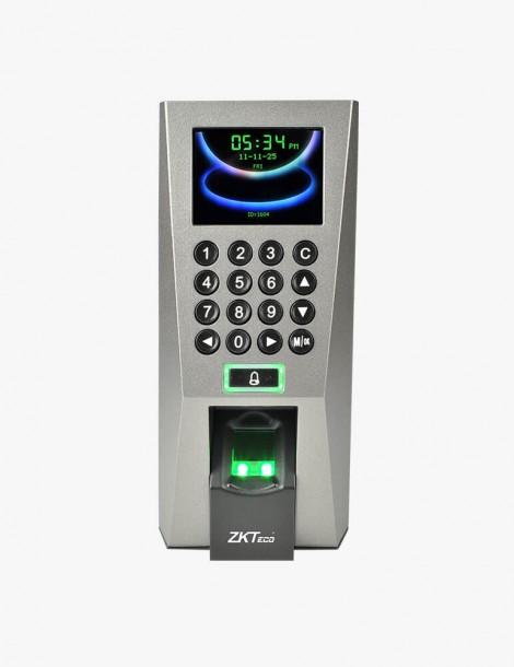Pointeuse Maroc biométrique F18 ZKTECO contrôle d'accès