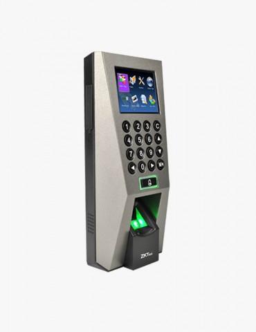 Pointeuse  F18 Maroc biométrique ZKTECO contrôle d'accès