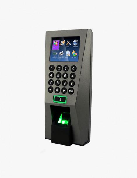 Pointeuse biométrique F18 ZKTECO contrôle d'accès Maroc
