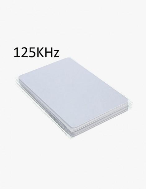 Badge RFID 125KHZ Blanche