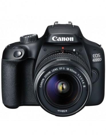 Appareil Photo Reflex Canon EOS 4000D IS 18-55 mm (3011C003AA)