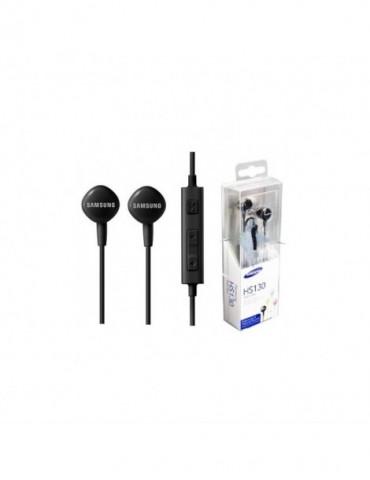 Écouteurs stéréo intra-auriculaire HP H2310 rouges/noires - Jack 3.5 mm (J8H45AA)