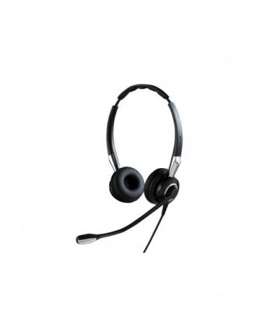 Casque-micro Jabra BIZ™ 2400 II QD Duo NC (2409-820-204)
