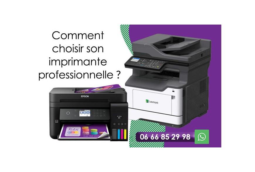 Choisir son Imprimante: tout ce qu'il faut savoir